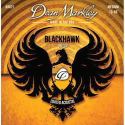 Dean Markley Blackhawk Acoustic 80/20 Medium 13-56