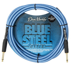 Dean Markley Blue Steel Instrument Cable ~ 10ft