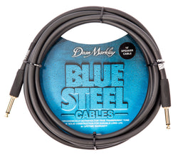 Dean Markley Blue Steel Speaker Cable ~ 10ft