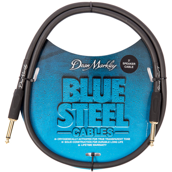 Dean Markley Blue Steel Speaker Cable ~ 3ft