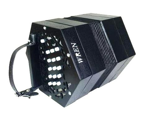 The Wren 2 Concertina
