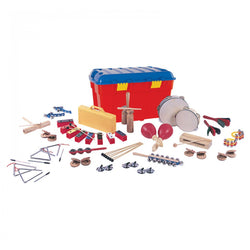PP World 28 Player Percussion Set ~ Key Stage 1