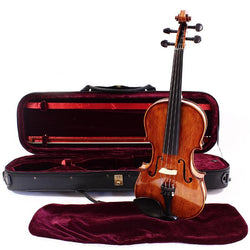 Natural Violin Outfit - Violin with case, bow and Rosin HDV31C 4/4