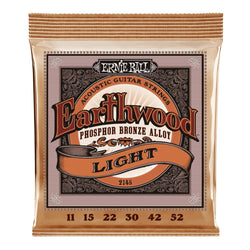 Ernie Ball 2148 0.011 Gauge Acoustic Guitar Strings