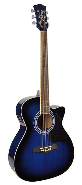 Richwood RA-12-CEBS  |  ARTIST SERIES ACOUSTIC GUITAR