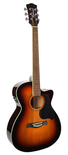 Richwood RA-12-CESB  |  ARTIST SERIES ACOUSTIC GUITAR