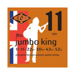 Rotosound JK11 .011 Gauge Acoustic Guitar Strings