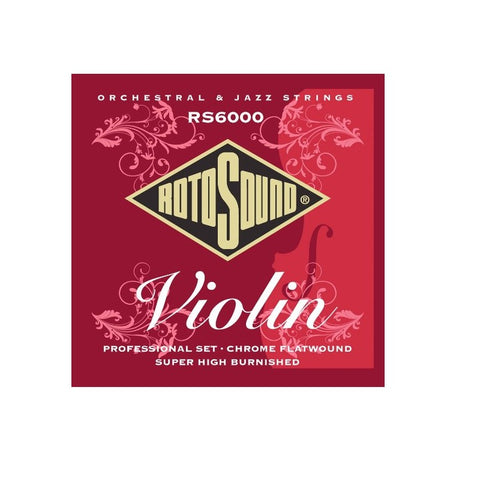 Rotosound RS 6000 Professional Violin Strings