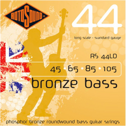 Rotosound RS44LD .045 Gauge Acoustic Bass Guitar Strings