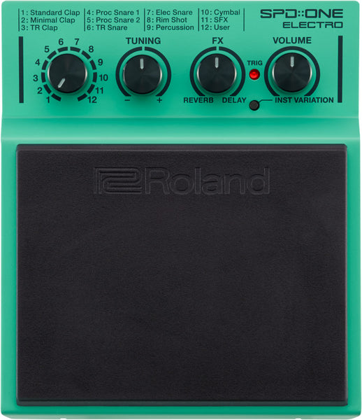 Roland SPD1E ONE ELECTRO Percussion Pad