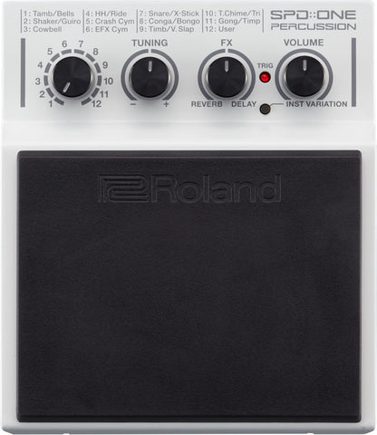 Roland SPD1P ONE PERCUSSION PAD