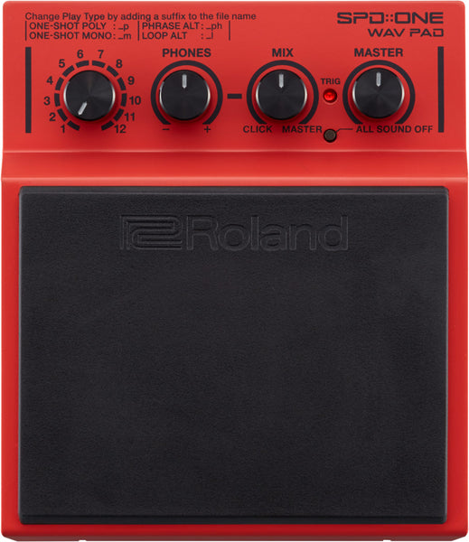 Roland SPD1W ONE WAV Percussion Pad