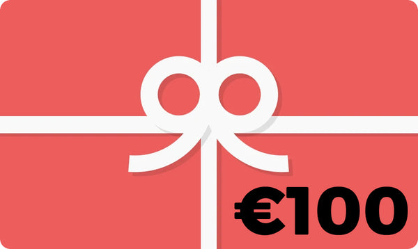 Gift Card - €100.00