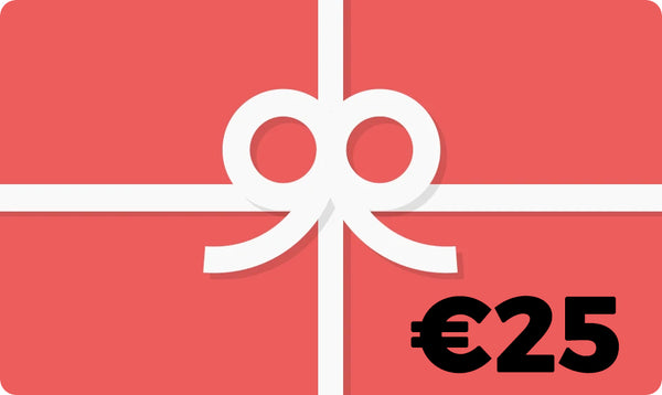 Gift Card - €25.00