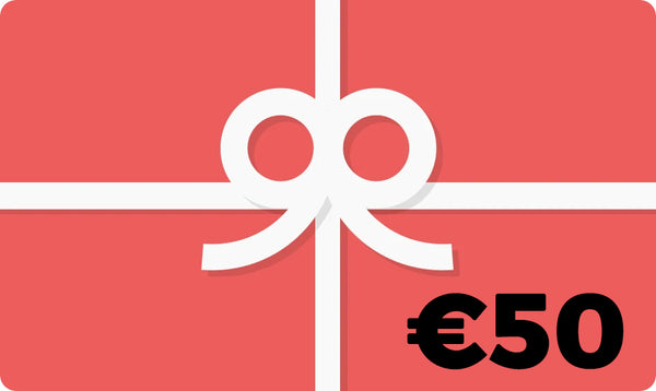Gift Card - €50.00