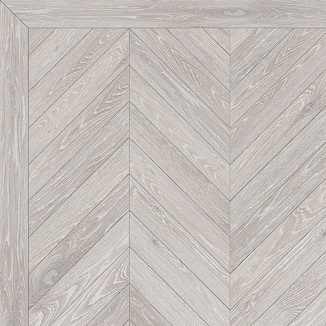 Delicate Chalk Chevron