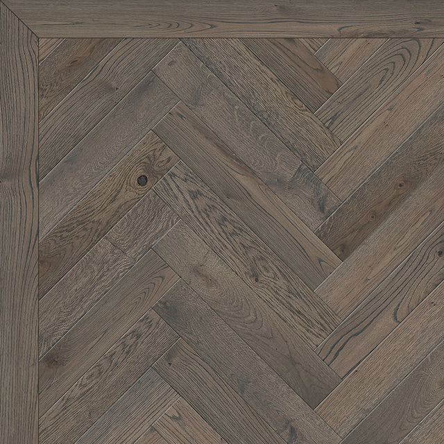 Urban Steel Herringbone