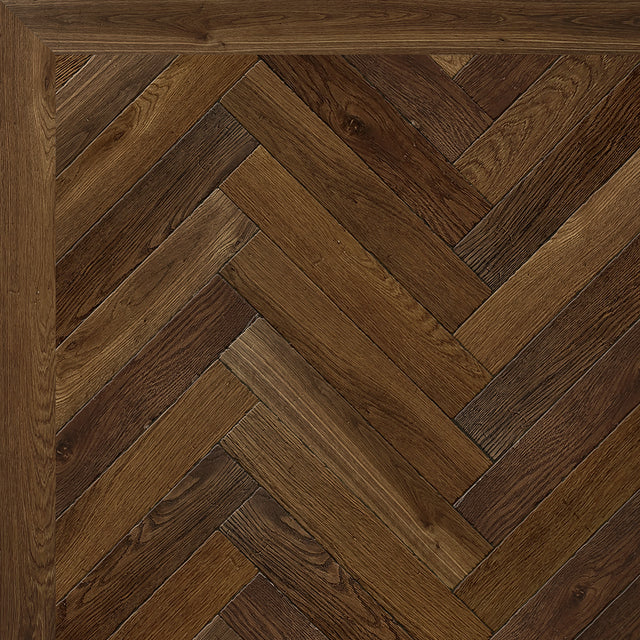 Cavern Tumbled Herringbone