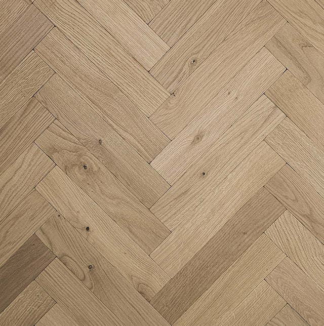 Absolute Pure Distressed Herringbone Battens