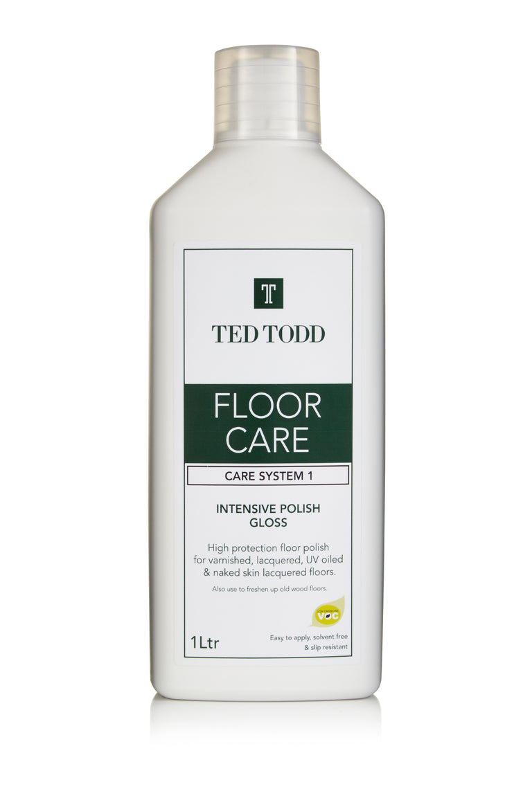 Ted Todd Floor Care Polish 5Ltr