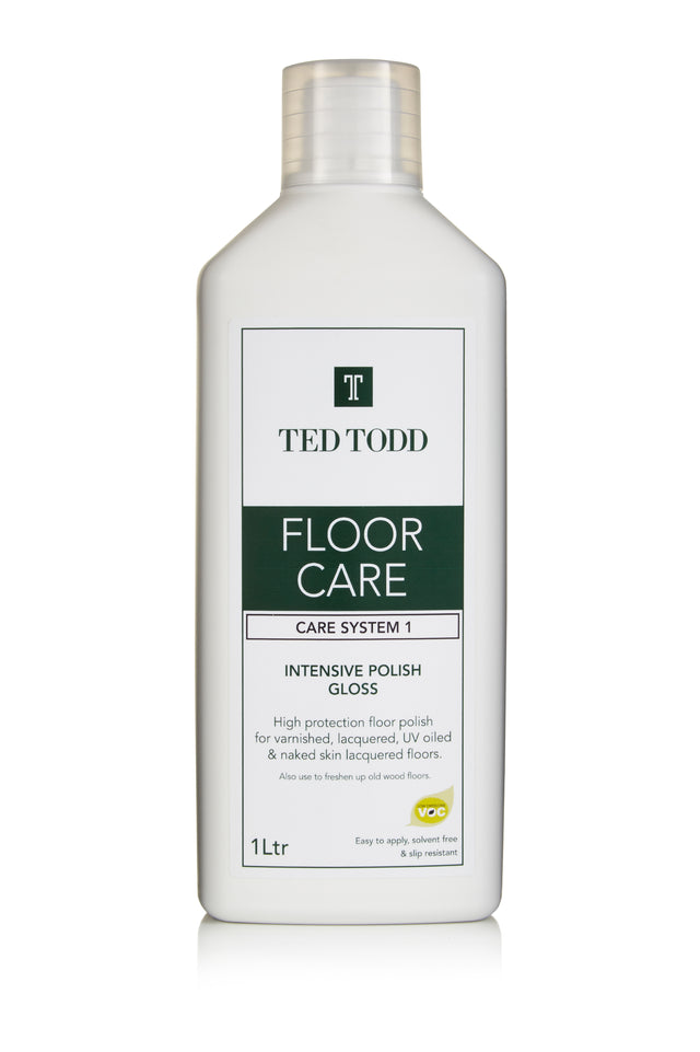 Ted Todd Careline Intensive Maintenance Polish 5Ltr