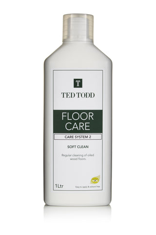 Ted Todd Floor Clean - Soft Clean - 5Ltr - £83.60