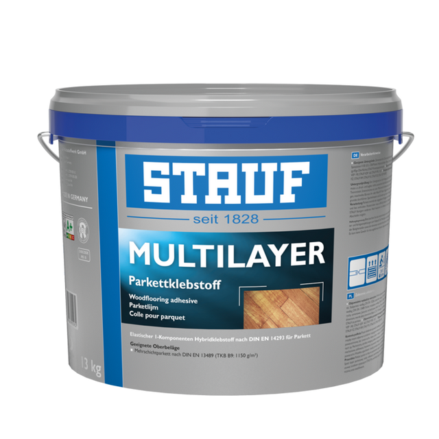 Stauf Multilayer Wood Adhesive 13kg - £59.99