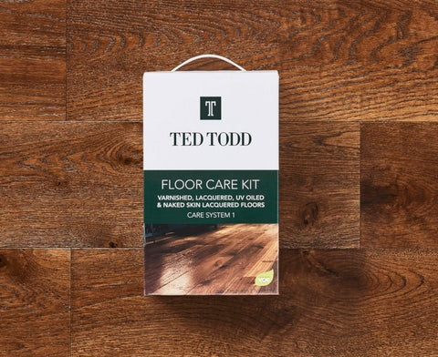 Ted Todd Floor Care Kit - Care System 1