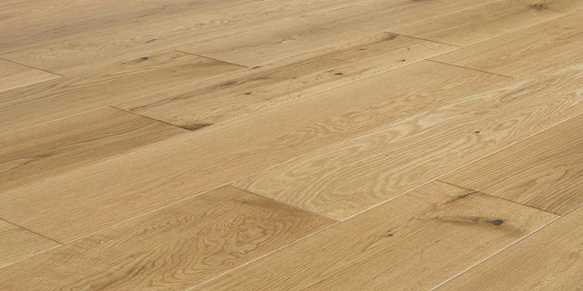 Engineered Oak Brushed & Matt Lacquered