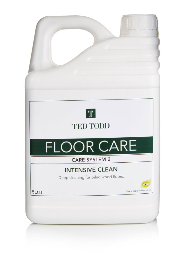 Ted Todd Careline Intensive Clean 5Ltr