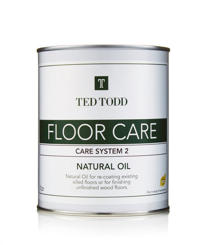 Ted Todd Natural Oil