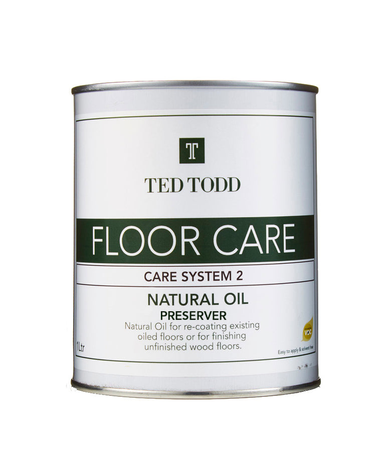 Ted Todd Natural Oil Preserver