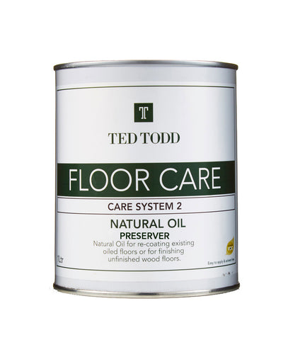 Ted Todd Natural Oil Preserver - £37.70