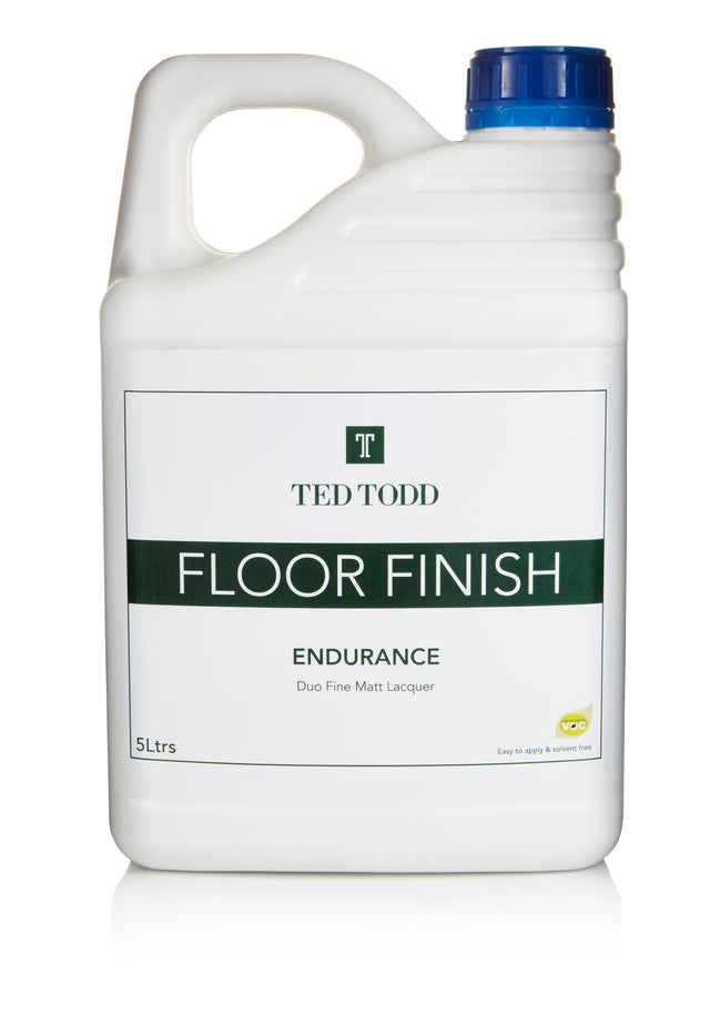 Ted Todd Endurance Floor Finish 5Ltr