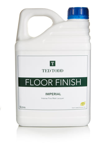 Ted Todd Imperial Matt Lacquer 5Ltr - £85.80