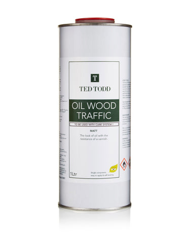 Ted Todd Oil Wood Traffic 1Ltr - £41.20