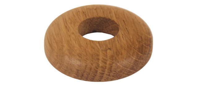 Oak Radiator Pipe Cover - From £4.99