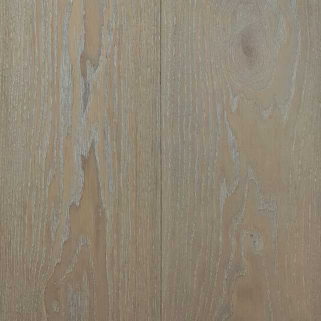 25.82m2 Premium Euro Engineered Oak Flooring Smoked & White 260 x 20mm