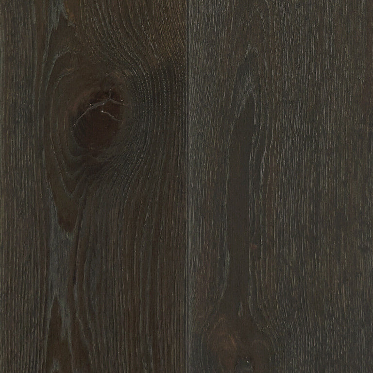 25m2 Premium European Engineered Oak Black Flooring 180 x 15mm