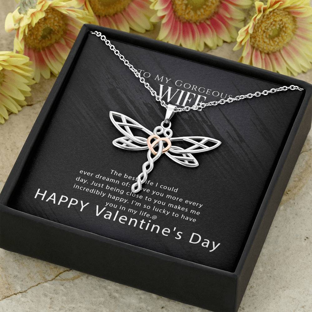Valentines Day Gift for Girlfriend or Wife