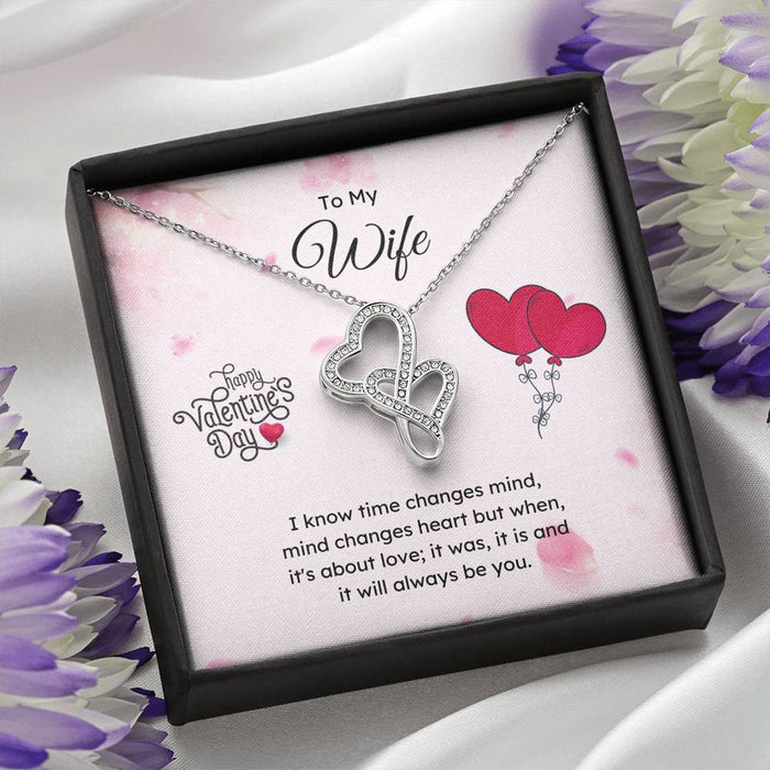 Valentines Day Gift For Wife, Gift For Wife From Husband, Necklace For wife