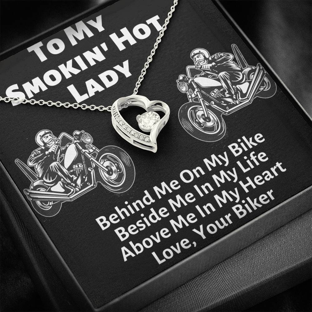 To My Smokin' Hot Lady - Beside Me In My Life