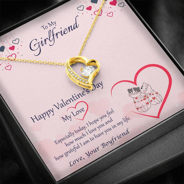 Best Romantic, Beautiful and Unique Gift For Girlfriend on Valentine's Day