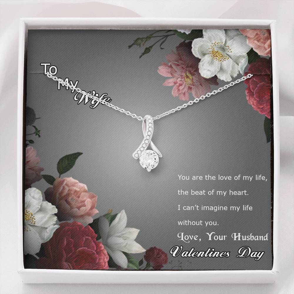 Alluring Beauty Necklace - Valentines Day Gift