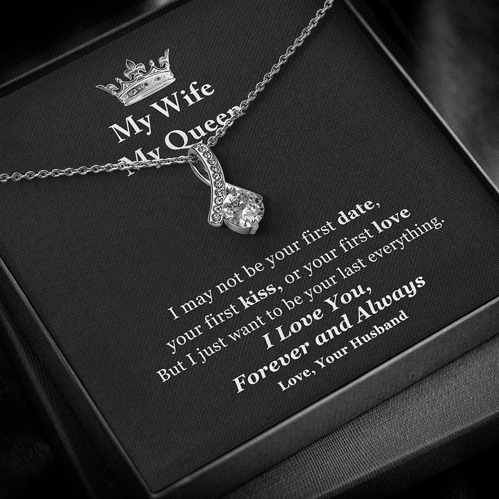 My Wife My Queen - Alluring Beauty Necklace