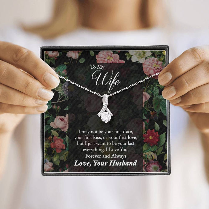 Valentines Day Gift for Wife | Wife Jewelry, Gift from Husband