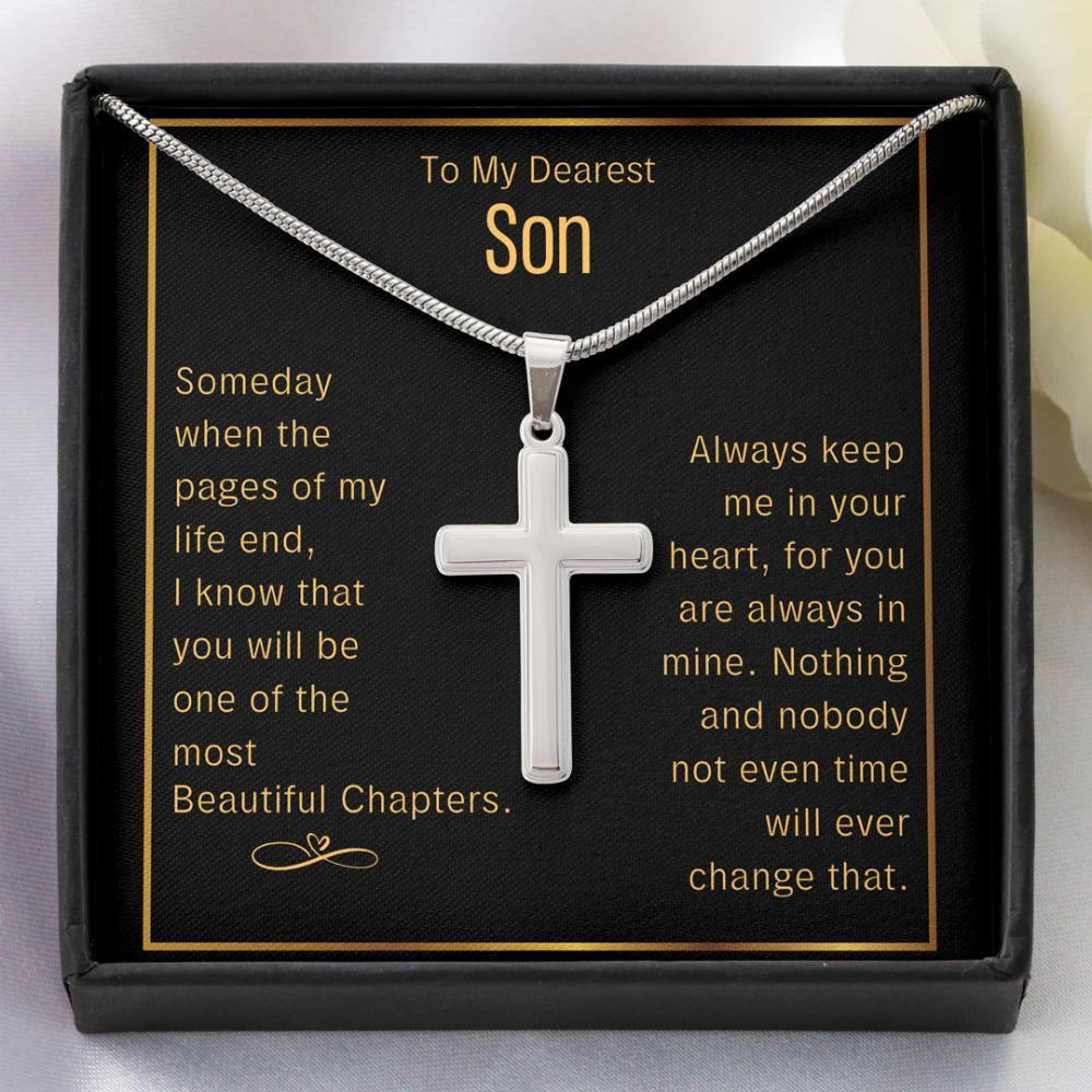 To My Dearest Son, Most Beautiful Chapters