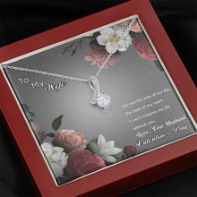 Load image into Gallery viewer, Alluring Beauty Necklace - Valentines Day Gift