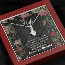 Load image into Gallery viewer, Valentines Day Gift for Wife | Wife Jewelry, Gift from Husband