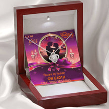 Load image into Gallery viewer, To My Beautiful Wife Gift from Husband, Birthday Christmas Gift,  Forever Love Necklace